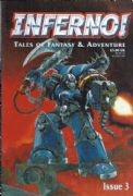 Inferno! Tales of Fantasy & Adventure Issue #3 Games Workshop Comic Magazine